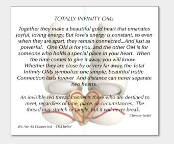 Inside OM text
